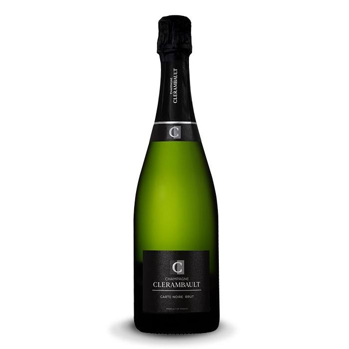 """Champagne """"Carte Noire"""" Maison Clérambault"""