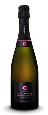 """Champagne Brut """"Rosé"""" Maison Clérambault"""