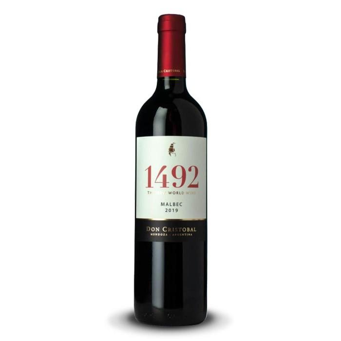 """""""1492"""" Malbec Don Cristobal Argentine"""