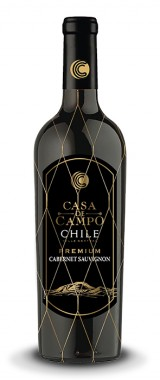 """Casa de Campo Premium """"Cabernet Sauvignon"""" Chili"""