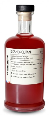 """Cocktail """"Cosmopolitan"""" Cockorico"""