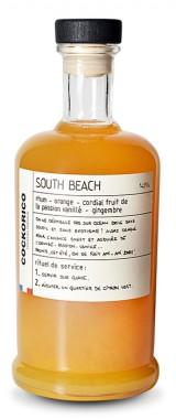 "Cocktail ""South Beach"" Cockorico"