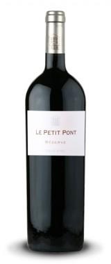 """Magnum Pays d'Oc """"Le Petit Pont Réserve"""" Domaine Robert Vic 2020"""