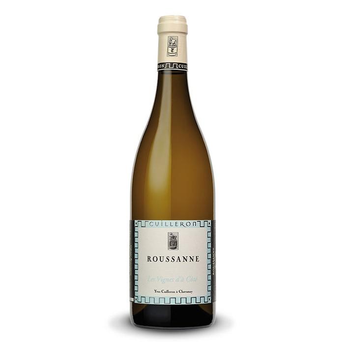 """IGP Collines Rhodaniennes Roussanne """"Les Vignes d'à Côté"""" Domaine Yves Cuilleron"""