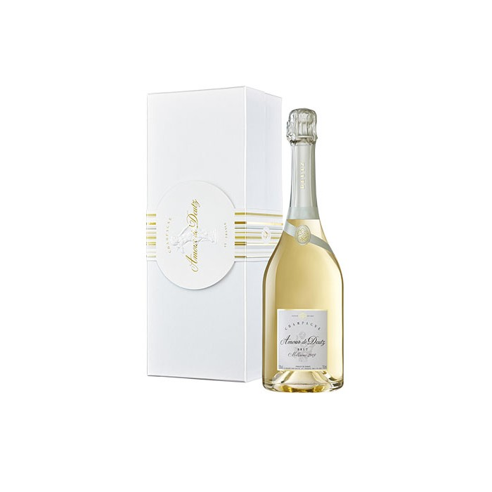 """Champagne Brut """"Amour de Deutz"""" Maison Deutz en coffret"""