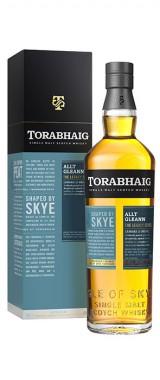 """Whisky Torabhaig """"Allt Gleann"""" Ile de Skye en étui"""