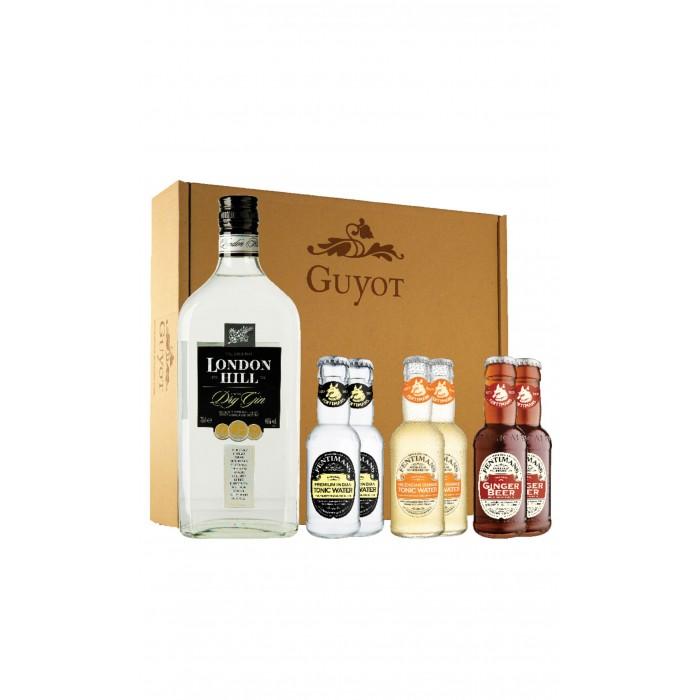 Coffret Gin Tonic