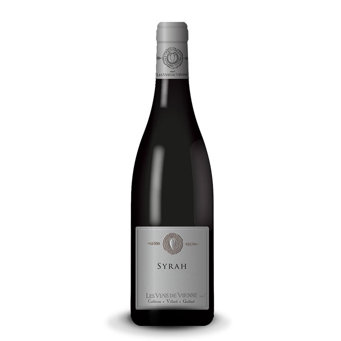 """IGP Collines Rhodaniennes """"Syrah"""" Domaine des Vins de Vienne 2019"""