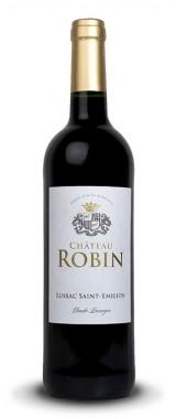 "1/2 ""Château Robin"" Lussac Saint-Emilion2013"