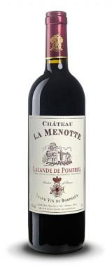 Chateau La Menotte Lalande de Pomerol 2014