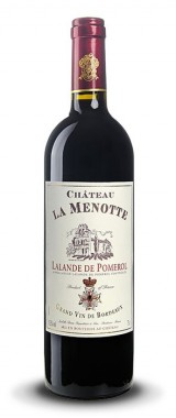 Chateau La Menotte Lalande de Pomerol 2016
