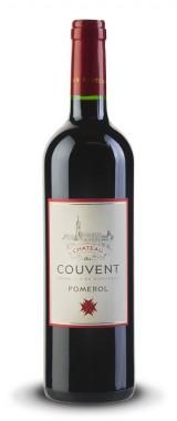 Château du Couvent Pomerol Second Vin du Château Clos René 2014