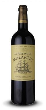 La Réserve de Malartic Pessac-Léognan 2014