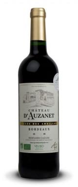 """Château d'Auzanet """"Cuvée des Abeilles"""" Bordeaux BIO 2016"""