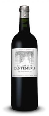 Les Allées de Cantemerle Second Vin du Château Cantemerle Haut-Médoc 2015