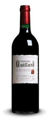 """Magnum """"Château Gaillard"""" Saint-Emilion Grand Cru BIO 2015"""