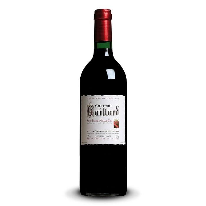"""Magnum """"Château Gaillard"""" Saint-Emilion Grand Cru BIO 2016"""