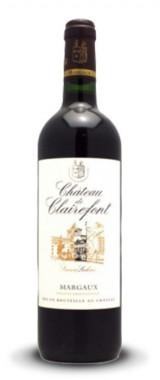 Château de Clairefont Second Vin du Château Prieuré-Lichine Margaux 2014