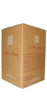 """BIB 10L Pays d'Oc """"Le Petit Pont Réserve"""" Domaine Robert Vic 2018"""