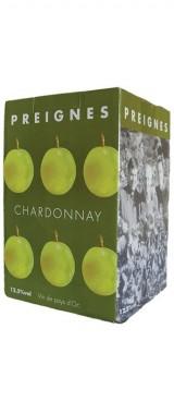 BIB 10L Pays d'Oc Chardonnay Domaine Robert Vic 2018