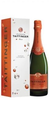 """Champagne """"Les Folies de la Marquetterie"""" Maison Taittinger en coffret"""