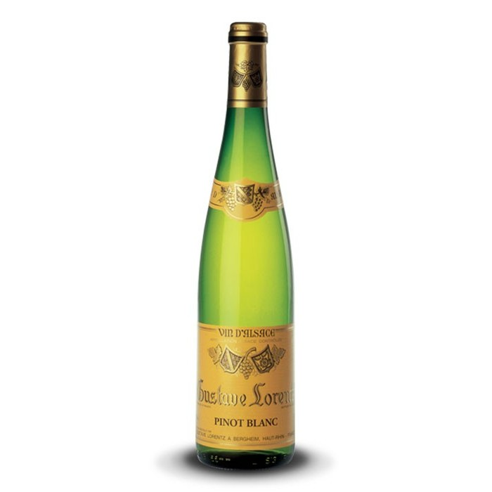 Pinot Blanc d'Alsace Maison Gustave Lorentz