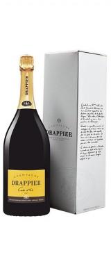 """Magnum Champagne Brut """"Carte D'or"""" Maison Drappier en étui"""
