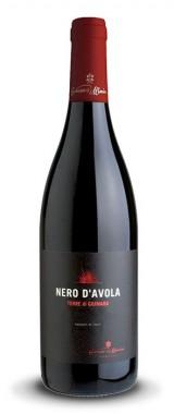 """Nero d'Avola """"Terre di Giumara"""" Maison Caruso & Minini Italie 2017"""