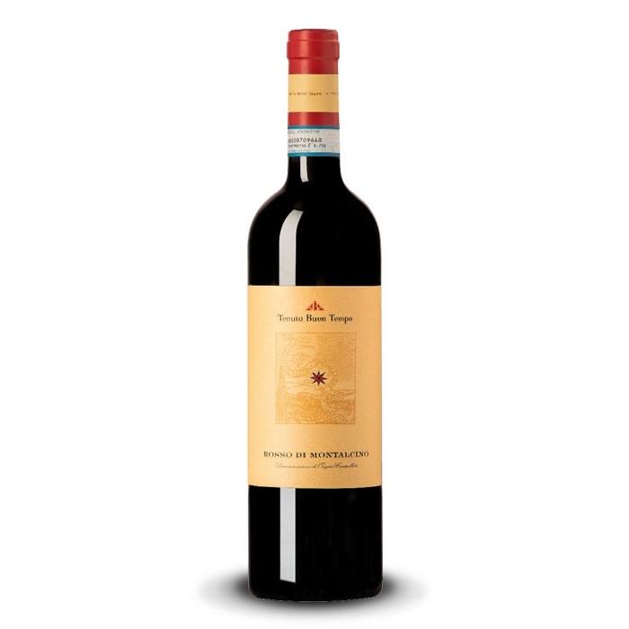 Rosso di Montalcino Domaine Tenuta Buon Tempo Italie 2015