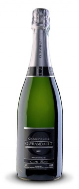 """1/2 Champagne """"Carte Noire"""" Maison Clérambault"""