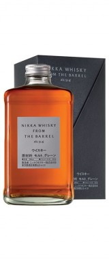 "Whisky ""Nikka from the barrel"" Japon en étui"