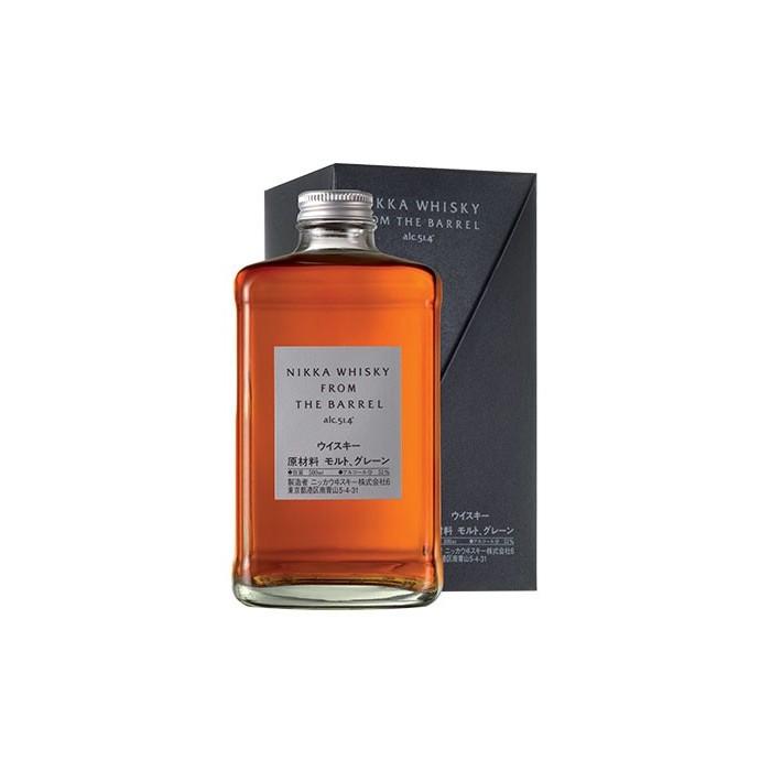 """Whisky """"Nikka from the barrel"""" Japon en étui"""