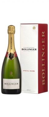 """Champagne """"Spécial Cuvée"""" Maison Bollinger"""