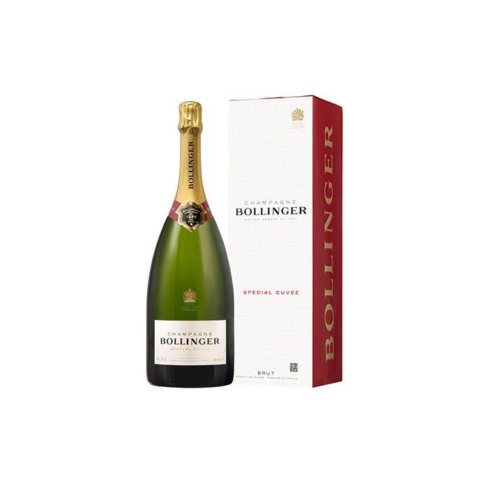 """Magnum Champagne """"Spécial Cuvée"""" Maison Bollinger"""