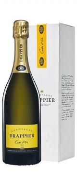 """Champagne Brut """"Carte d'Or"""" Maison Drappier en étui"""