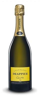 """1/2 Champagne Brut """"Carte d'Or"""" Maison Drappier en étui"""