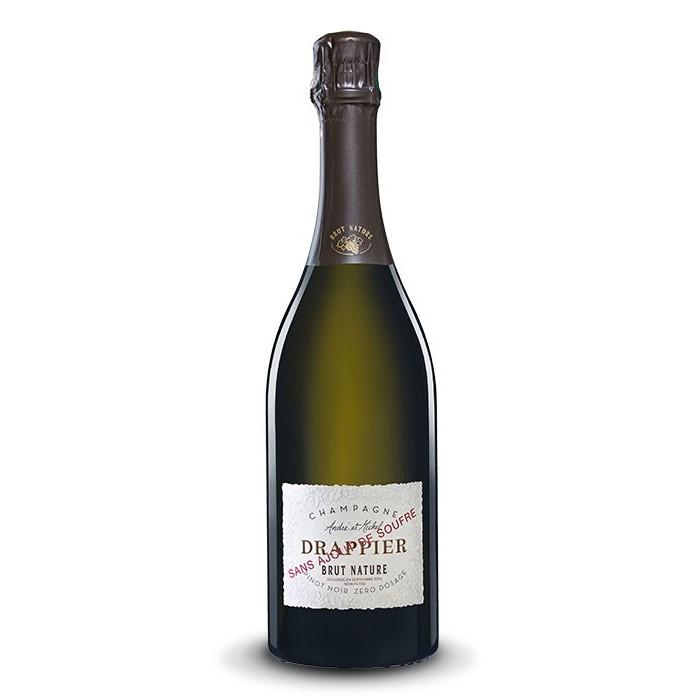 """Champagne """"Brut Nature Sans Soufre"""" Maison Drappier"""