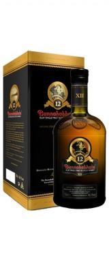 Whisky Bunnahabhain 12 ans Ecosse en coffret