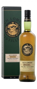 Whisky Original Single Malt Loch Lomond 40° Ecosse