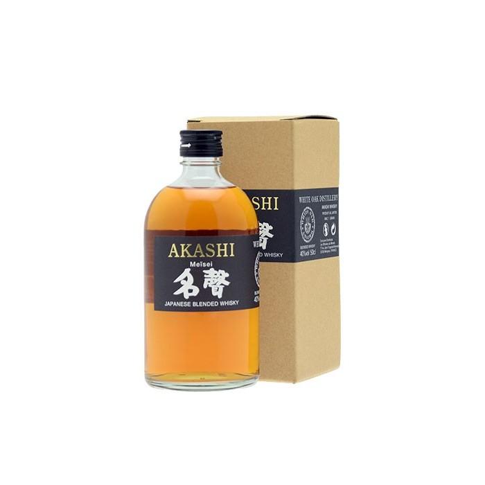 Whisky Akashi Blended-Meisei 40° Japon en étui