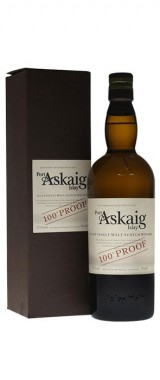 Whisky Port Askaig Islay 100% Proof Ecosse