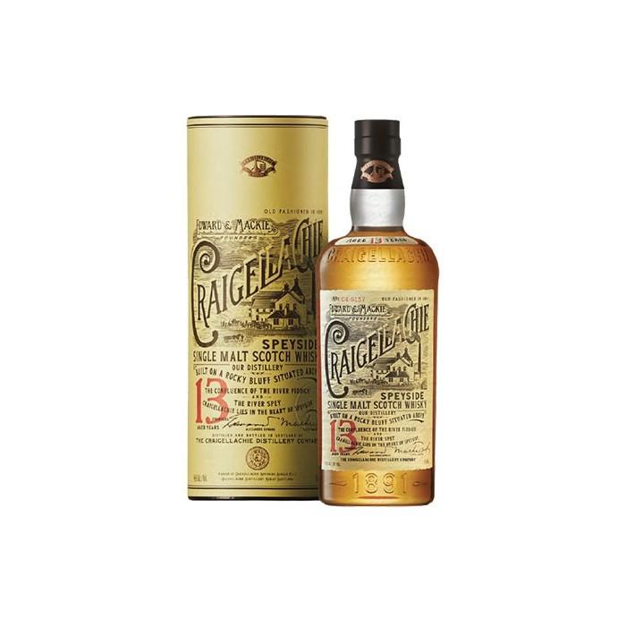 Whisky Craigellachie 13 ans 46° Ecosse