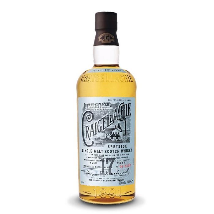 Whisky Craigellachie 17 ans 46° Ecosse