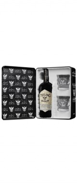 Whiskey Teeling Small Batch Blended Irlande en coffret 2 verres