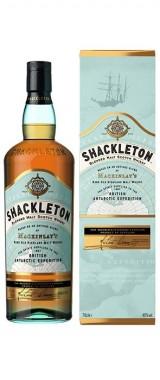 Whisky Shackleton blended 40° Ecosse en étui