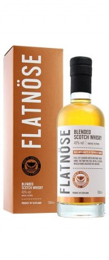 Whisky Flatnöse Blended Scotch 43° Ecosse en étui