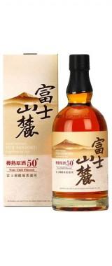 Whisky Kirin Fuji Sanroku Blended 50° Japon