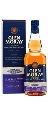 Whisky Glen Moray Port Cask Finish Ecosse en étui