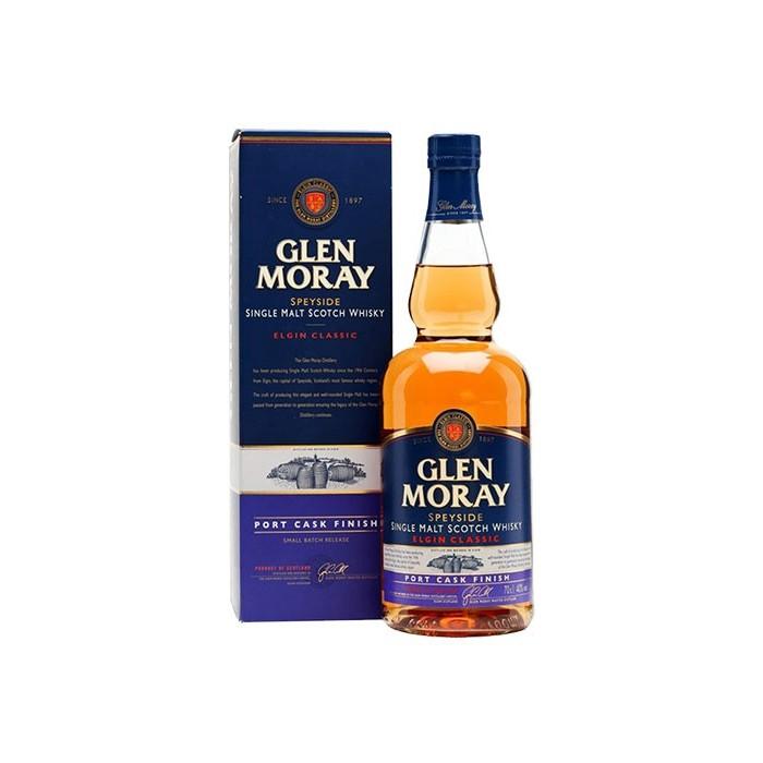 Whisky Glen Moray Port Cask Finish Ecosse en étui