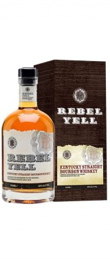 Bourbon Whiskey Rebel Yell Kentucky Straight en étui